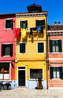 Laundry Day Burano
